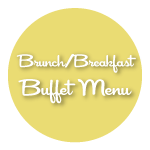 brunch buffet menu