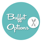 buffet or catering options icon