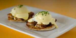 Eggs Benedict from Ms Roses