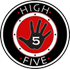 High Five transparent logo