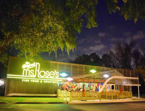 We have decided to close Ms. Rose's Fine Food and Cocktails until further notice