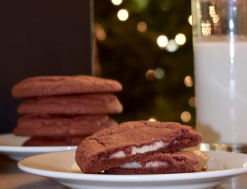 Inside Out Red Velvet Cookies – 12 Days of Cookies