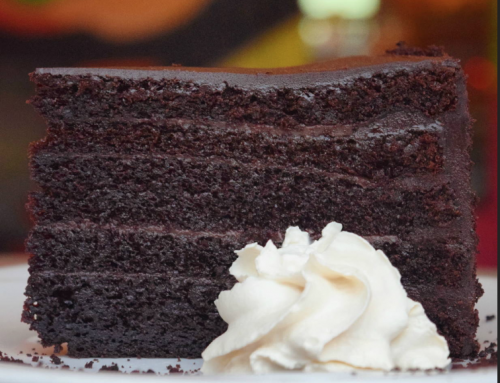 Happy National Chocolate Cake Day!