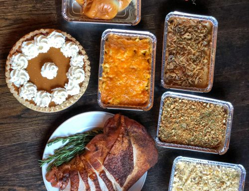 Let Ms. Rose's Do the Cooking this Thanksgiving
